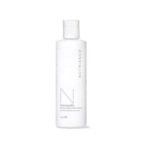 Nutriance  Organic Cleansing Milk normál/száraz bőrre