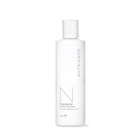 Nutriance Organic Cleansing Gel vegyes/zsíros bőrre