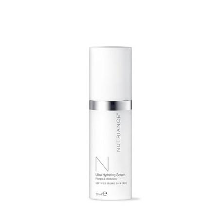 Nutriance Organic Ultra Hydrating Serum normál/száraz bőrre
