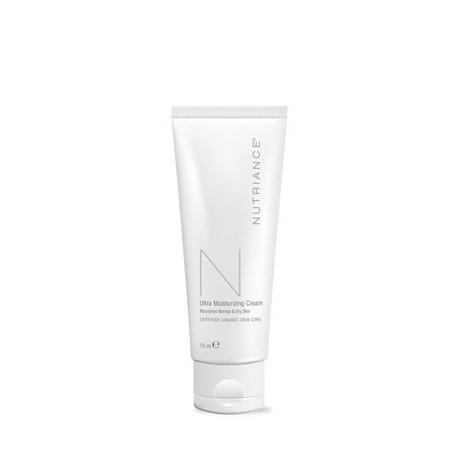 Nutriance Organic Ultra Moisturizing Cream normál/száraz bőrre